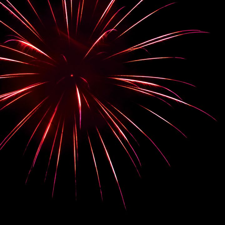 Fireworks #19 - Morgyn Church