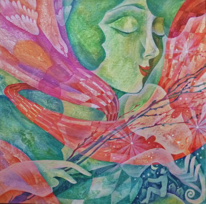 """The Magical Violin"" - Julia Pelikhova"