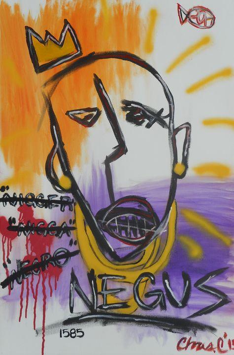 Negus - Art buy Chris