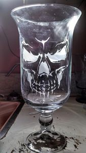 Glass Sandblasting