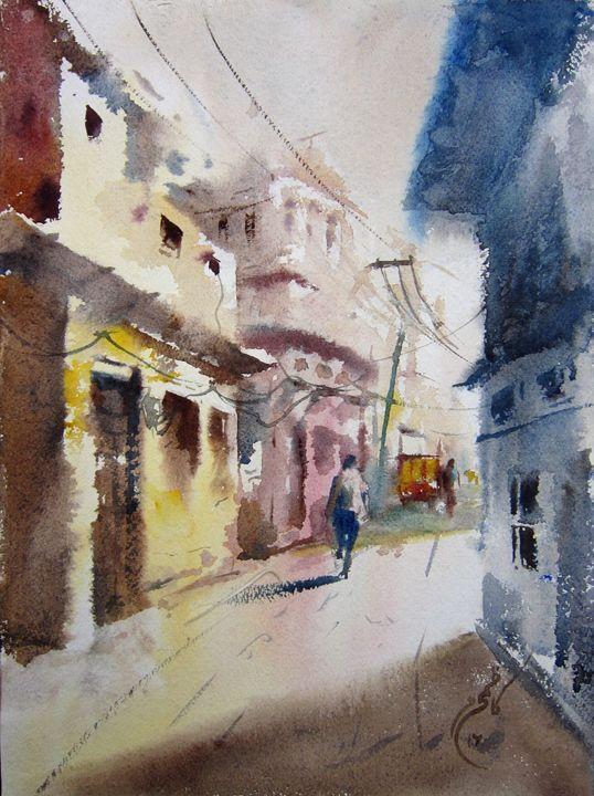Old Lahore - M Kazmi