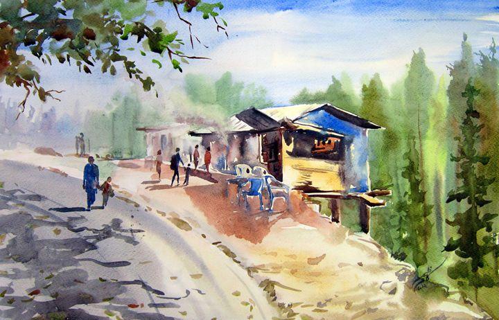 dhaaba - M Kazmi