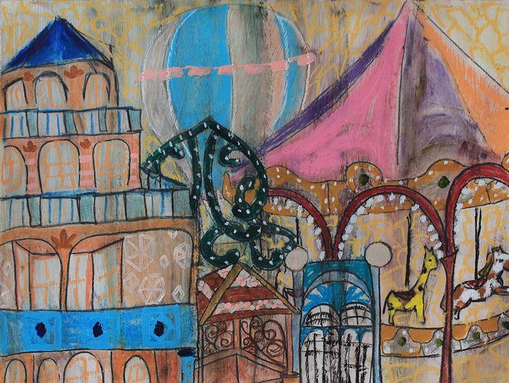 Circus 4 - Jen Jones