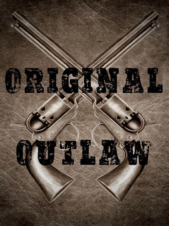 Original Outlaw - Charlie Walker, American Artist