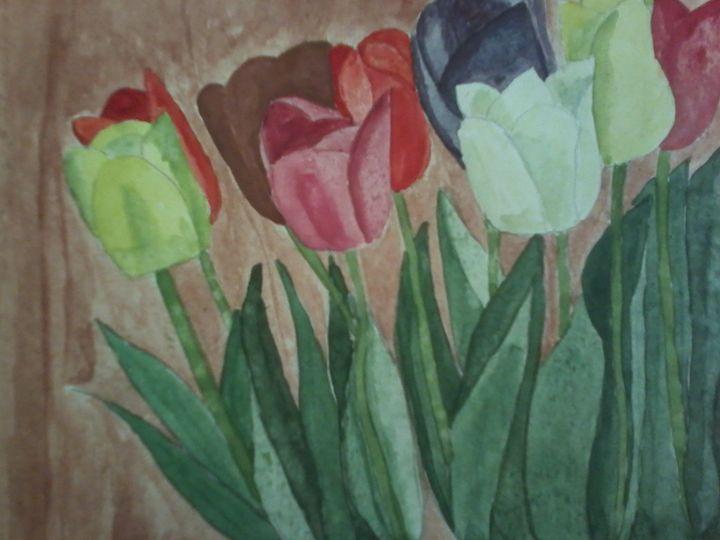 Tulip - angel potlot