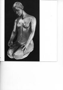 Inflation/Kneeling Woman (1984) - Elisabeth van Duffelen