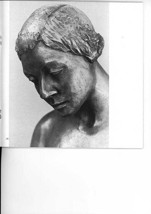 Inflation/Kneeling Woman - detail - Elisabeth van Duffelen