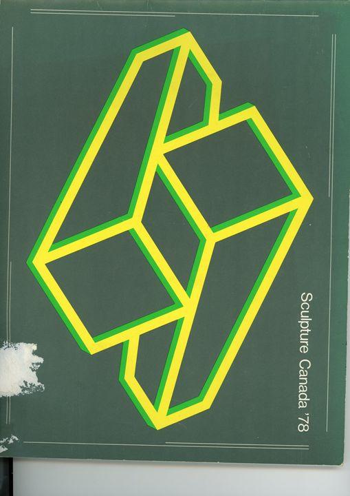 catalogue - Sculpture Canada 1978 - Elisabeth van Duffelen