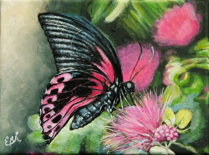 Papillon - Elaine Berger