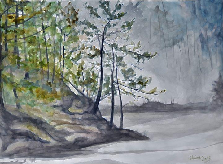Early Morning - Elaine Berger