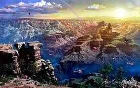 Grand Canyon - Discounted Artwork