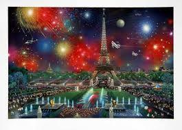 Eiffel Tower - Discounted Artwork