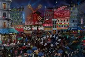 Moulin Rouge - Discounted Artwork