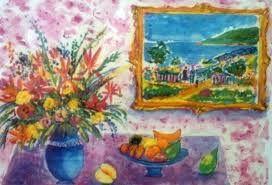 La Pomme Coupee - Discounted Artwork