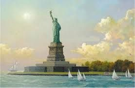 Liberty Island - Discounted Artwork