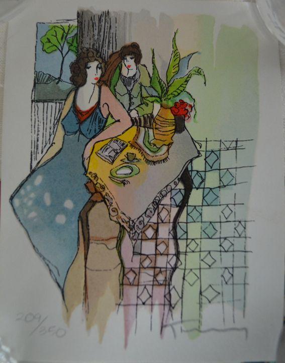 Acquaintances - Discounted Artwork