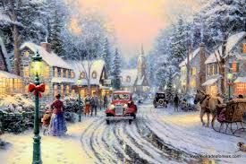 Village Christmas - Discounted Artwork