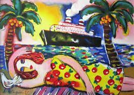Caribbean Mornings - Discounted Artwork
