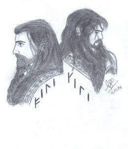 Fili and Kili (The Hobbit)