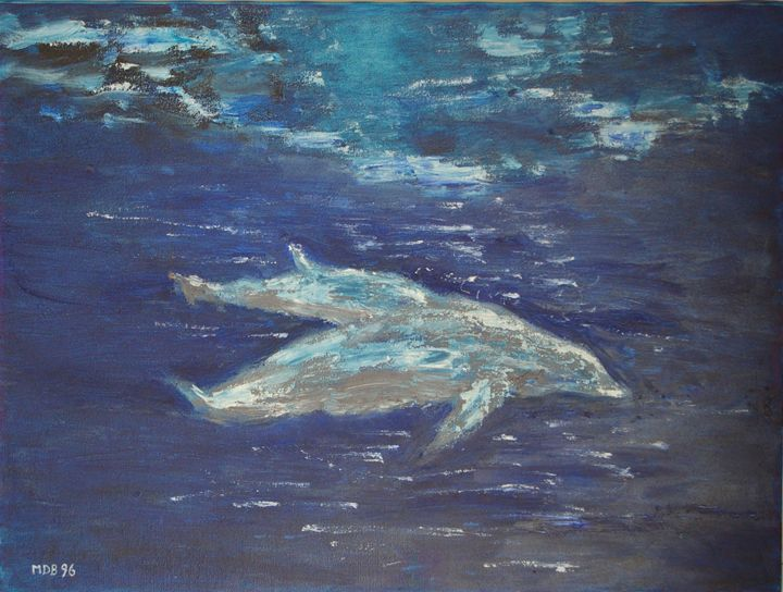 Dolphins - Michele's Art