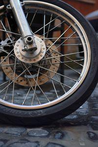 Vespa Tires