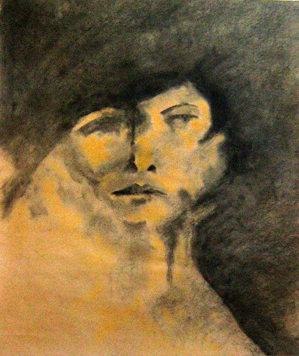 Silence - EBONY ART
