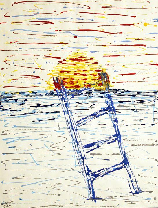 Lauder bring the sun - EBONY ART