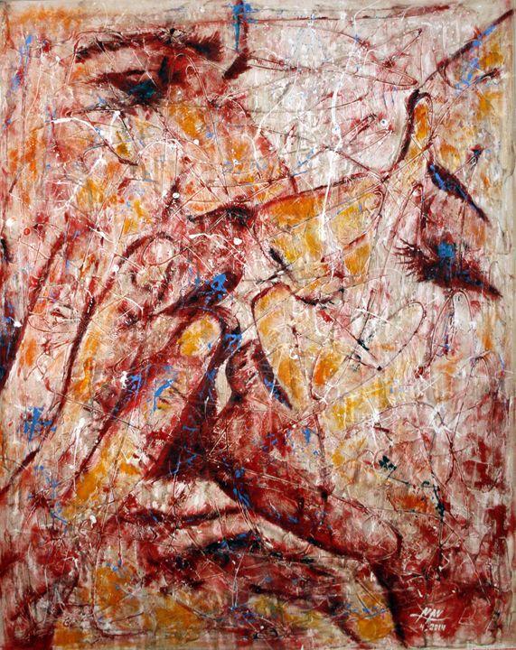 Last Kiss - EBONY ART