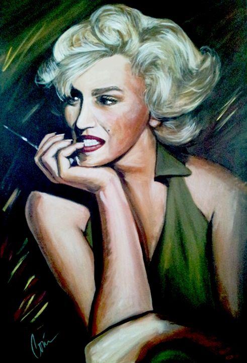 Marilyn Monroe - CorinaGallery