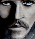"25.5"" x 18"" Original Johnny Depp"