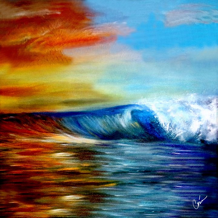 Maui Wave - CorinaGallery