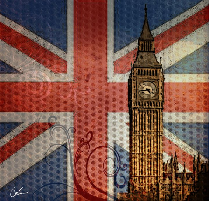 London Calling - CorinaGallery