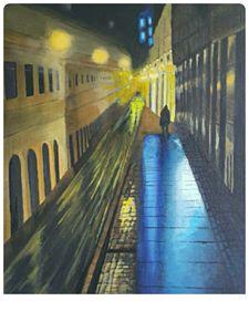 Stepping into light - RJ's ARTistry