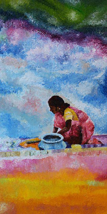 Street Vendor From India - WomenFromIndia