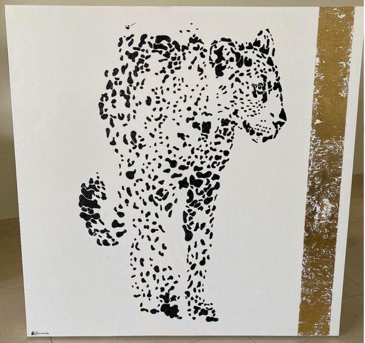 Leopard - Yana Kaminska