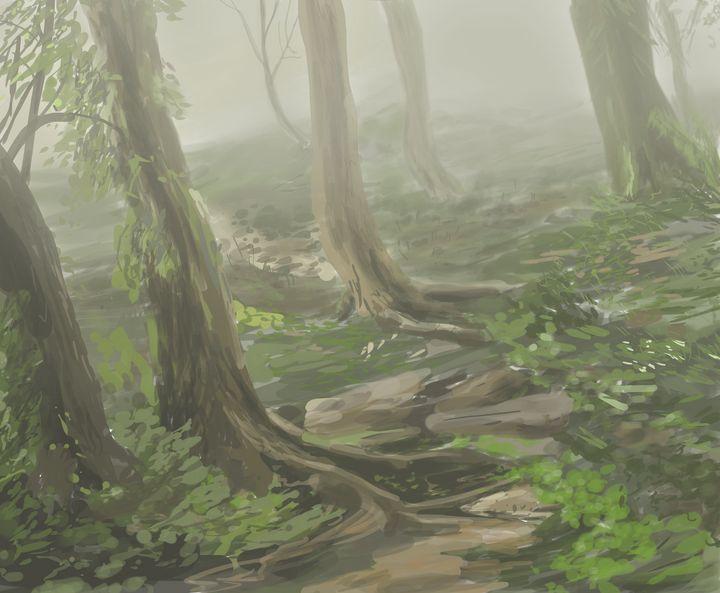 Forest #1 - Vogler'sArt