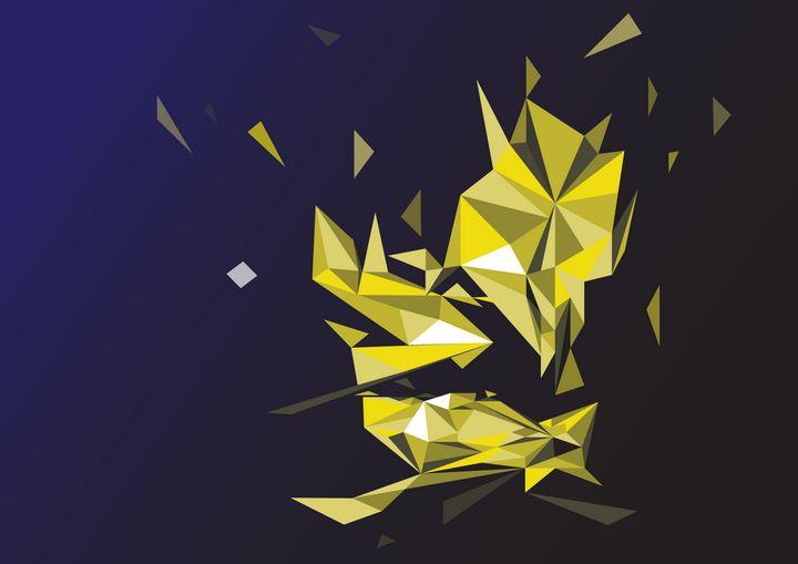 Geometric I - Vogler'sArt