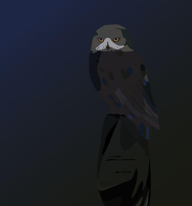 In the dark of Night - Vogler'sArt