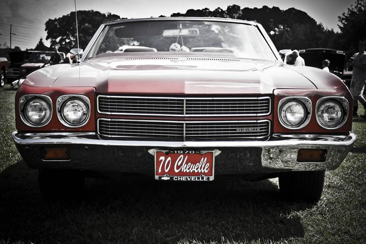 """70"" Chevelle - Elyas-Paige Photography"