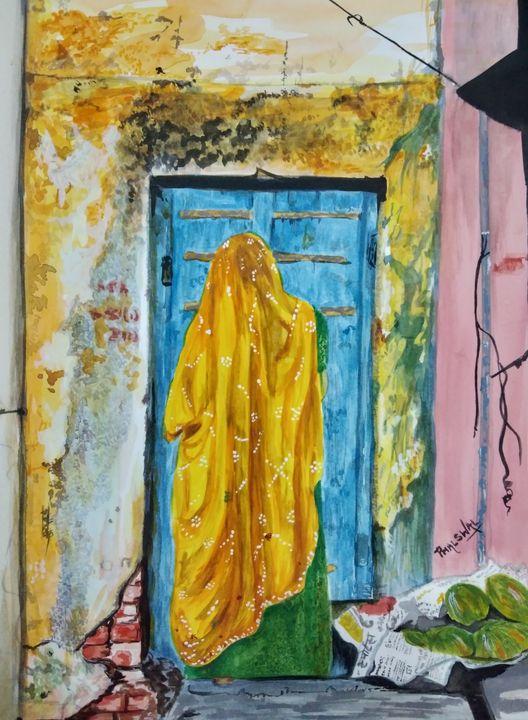 The closed door - Priyanka phalswal