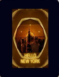 HELLO NEW YORK