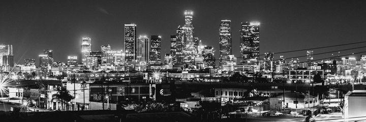 Downtown Los Angeles - Landscapes - The Visua1 Artist