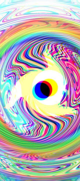Rainbow Swirl - Helpaz