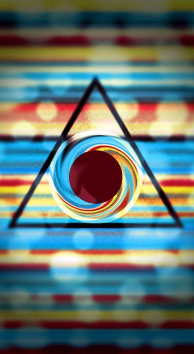 Multicolored Void - Helpaz