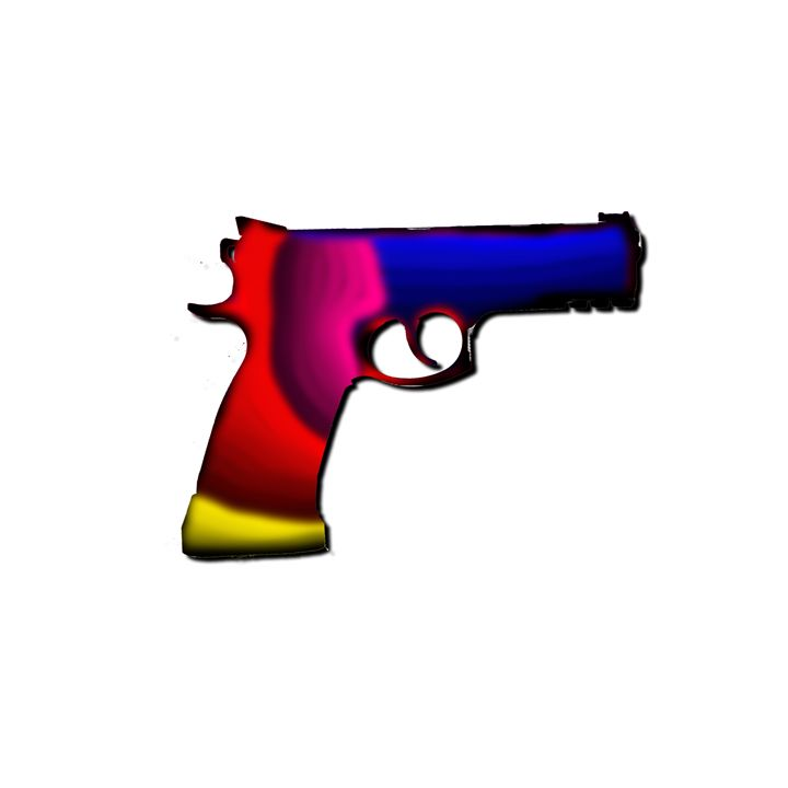 guns dont kill pepole - jay s arts