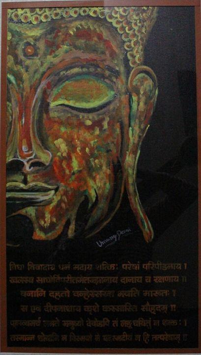 The buddha - UD artworks