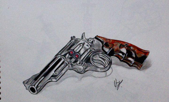 The gun - UD artworks
