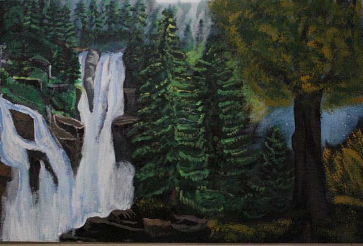 THE WATERFALL - UD artworks