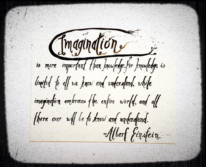 Imagination - Zen Journey