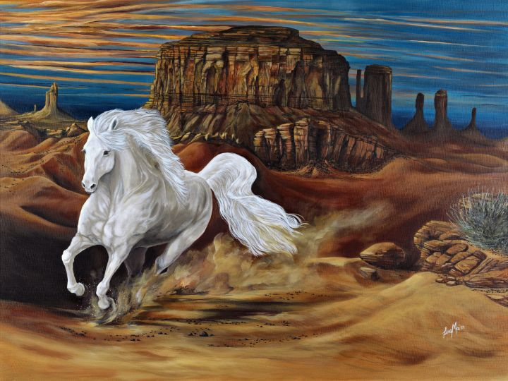 Purity of the Soul - Lisa's Art Gallery
